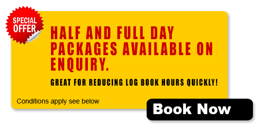 Half Day Package